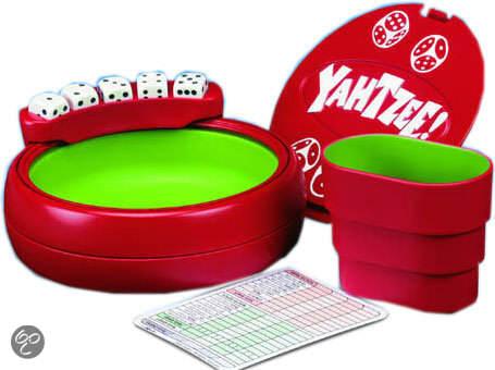 Yahtzee: formulier (scoreblok printen) en spelregels