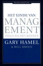 Gary Hamel: Het einde van management zoals wij het kennen