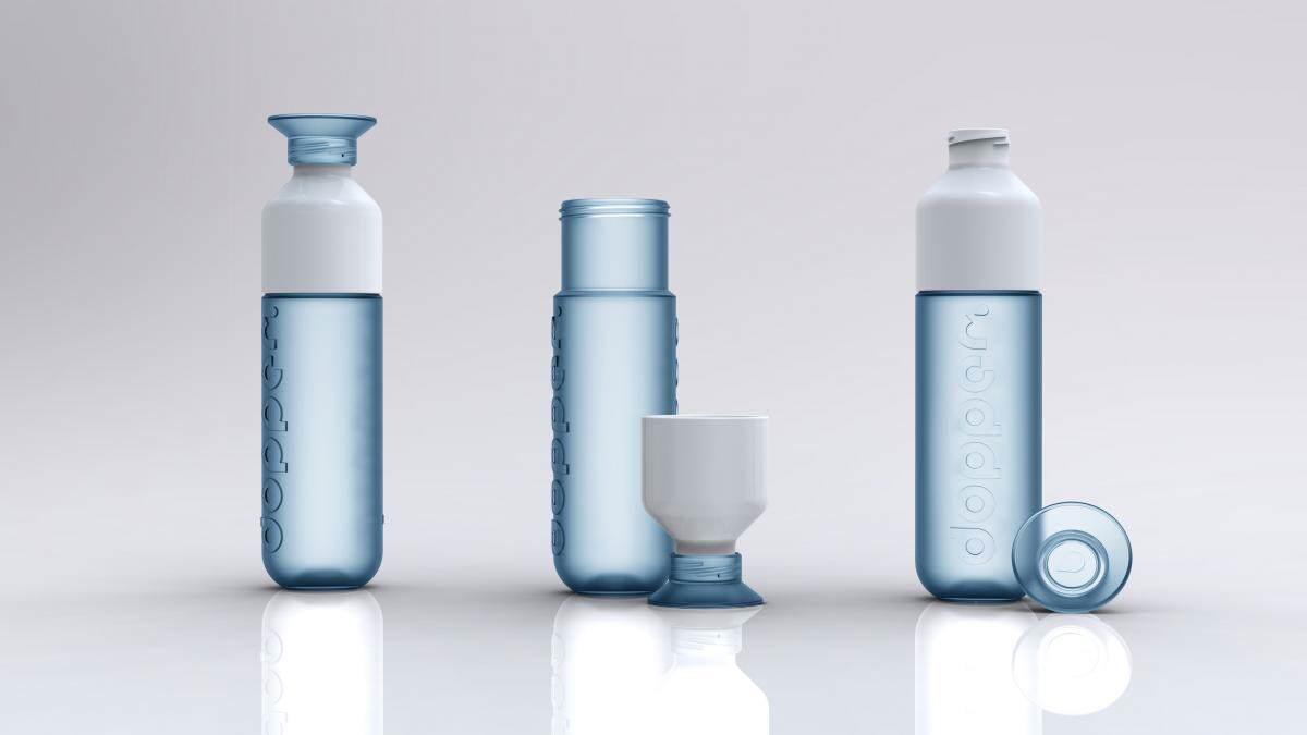 De Dopper Handig En Duurzaam Design Flesje Voor Kraanwater